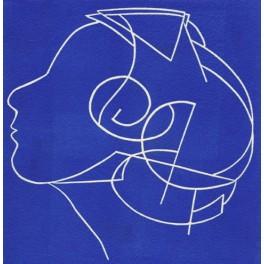 Eliana (en azul)