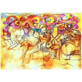 Jazz en el paseo I