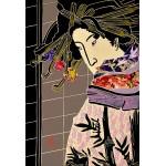 Geisha en el espejo del tiempo  (Trilogía del Japón)